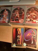 1990 Nba Hoops Basketball Card Lot (200 cards)