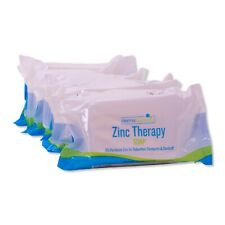 Five Pack - 2% Pyrithione Zinc (ZNP) Bar Soap - DermaHarmony 4 oz (Made in USA)