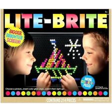 Lite Brite Set Classic Toy by Hasbro 150 Pieces 1786