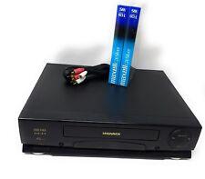 Magnavox VR9360 4-Head HiFi Stereo HQ VHS VCR