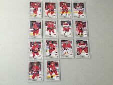 Carolina Hurricanes - 2018-19 O-Pee-Chee - Complete Base Set Team (14)