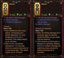 Diablo 3 RoS PS4 [SOFTCORE] - Primal Necromancer Modded Ring Bundle 1,000,000%!