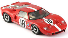 Slot It Ford GT40 #18 - 1967 Le Mans 1/32 Slot Car CA18E
