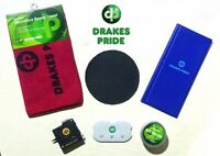 DRAKES PRIDE ACCESSORY SET FOR CROWN GREEN BOWLS MAKES AN IDEAL GIFT