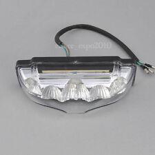 9 LED Motorcycle Quad ATV Dirt Bike Stop Brake Running Tail Light Universal 12V