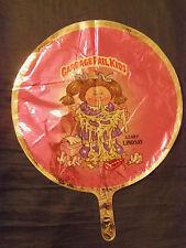 RARE 1985 GARBAGE PAIL KIDS GPK Leaky Lindsay/Messy Tessie 17 Inch MYLAR BALLOON