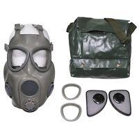 BW Armee CZ Gasmaske Schutzmaske ABC Maske Atemschutzmaske M 10 neuwertig
