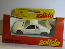 Solido 1:43 Scale Metal Die-Cast Lancia 037 Rally Stradale Art. # 1327