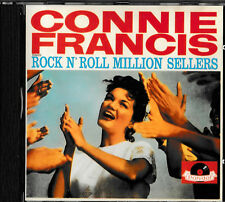 CONNIE FRANCIS ‎- Sings Rock n' Roll Million Sellers / Polydor 831995-2 /    CD