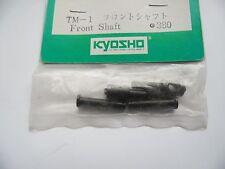 KYOSHO TM-1 Axes de roues avant TRIUMPH