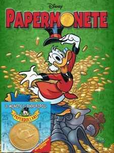 Papermonete + Moneta - Disney Mix 9 - Panini Comics - ITALIANO NUOVO #MYCOMICS