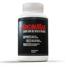 ArginMax For Men  (180 capsules) by Daily Wellness (New Look/Label Design!)