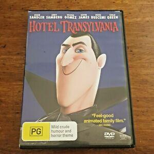 Hotel Transylvania DVD R4 – FREE POST