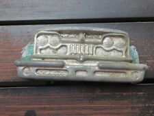 VINTAGE TOYS 1960's HUBLEY FORD 3/4 TON PICK UP Truck Grill