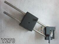 Heavy Duty Adjustable Angle Camera Track Dolly Slider Rail DSLR Video Stabilizer