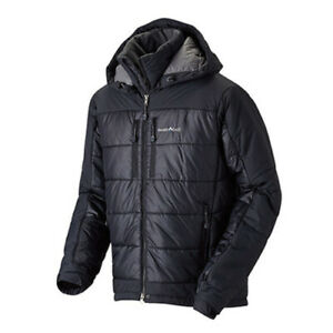 Montbell Thermawrap Guide Synthetic Down Coat Jacket Mens XS