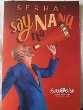 EUROVISION 2019 SAN MARINO - SERHAT - SAY NA NA NA PROMO CD SINGLE & PRESS KIT