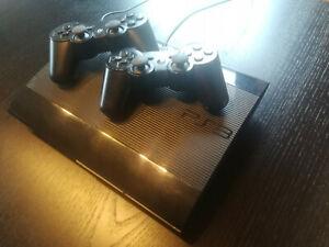 Sony Playstation PS3 SuperSlim Spielekonsole