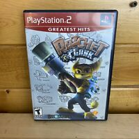 Ratchet & Clank  ORIGINAL (Sony Playstation 2 ps2) Complete