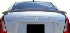 Fits 06-11 Hyundai Accent 4dr Custom Spoiler Wing