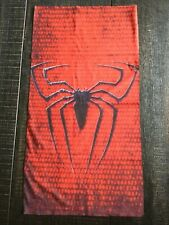 Multi-use Tube Scarf Bandana Head Face Mask Neck Modern Spiderman Style New