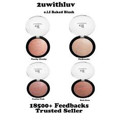 ELF E.L.F. BAKED BLUSH - PEACHY CHEEKY, PINKTASTIC, PASSION PINK, RICH ROSE