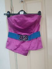 river island top new with tags size 10