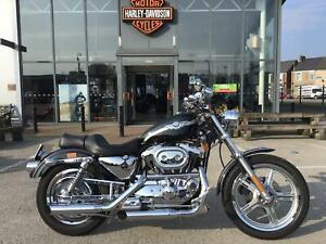 2003 Harley-Davidson SPORTSTER XL1200C CUSTOM Sportster Custom Custom Petrol Man