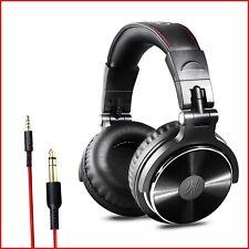OneOdio Over Ear Headphones Closed Back Studio DJ Headphones for Monitoring, Ada