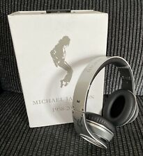 Monster Dr Dre Beats Studio Limited Edition Michael Jackson Headphones
