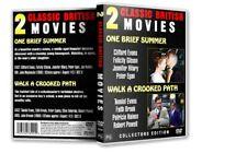 ONE BRIEF SUMMER - Clifford Evans Felicity Gibson Jennifer Hilary[1969]2for1 DVD