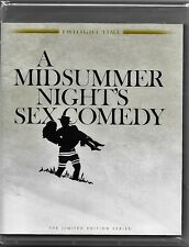 A Midsummer Night's Sex Comedy Blu Ray New(Woody Allen)All Regions Free Reg Post