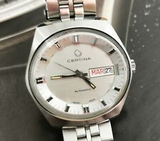 CERTINA AUTOMATIC WATCH. EXCELLENT CONDITION. NOS.