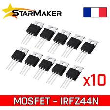 IRFZ44N Transistor MOSFET 55V 49A TO-220 - 10 pcs