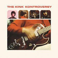 THE KINKS - THE KINK KONTROVERSY (180 gr 1LP Red Vinyl) 2015 Sanctuary Records