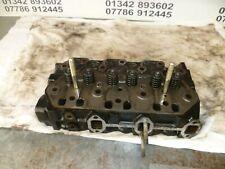 Complete cylinder  head X Yanmar  3TN66-UC engine.......................£220+VAT