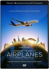 Living in the Age of Airplanes DVD Learn how the airplane has changed the world