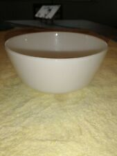 """Vintage Fire-King Oven Ware Usa milk glass Mixing Nesting Bowl 7"""" anchor hocking"""