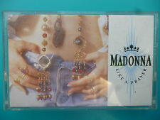 "MADONNA  "" LIKE A PRAYER ""  CASSETTE"