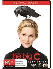 The Big C : Season 4 (DVD, 2014, 2-Disc Set)
