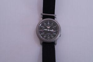 Seiko 5 SNK809K2 - Automatic Field Watch