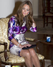 KATE MIDDLETON CATHERINE Duchess of Cambridge 1 new rare photo 8X10 picture #106