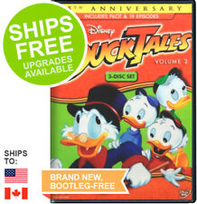 Ducktales Volume 2 (DVD, 2013 25th Anniversary Edition) NEW, Duck Tales