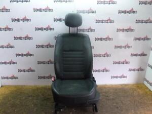 RENAULT LAGUNA PASSENGER SIDE FRONT SEAT BLACK CLOTH 2009 - 2012