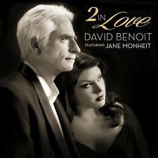 Benoit,David - 2 In Love - CD NEU