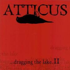 ATTICUS: DRAGGING THE LAKE.II CD: Transplants*Thrice*Rise Against*Blink-182*Bane
