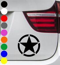 Autoaufkleber US ARMY STERN STAR Aufkleber Sticker Decal BMW AUDI BENZ NEU