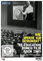 WIE WERDE ICH DEMOKRAT - REIFARTH,DIETER  2 DVD NEU