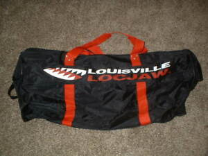 Louisville Baseball Hockey Equipment Carry Bag