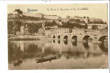 CPA Carte postale- Belgique-Namur-Le Pont de Jambes et la Citadelle 1914-VM28926